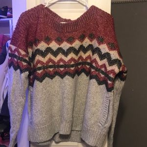 Victoria Secret thick wool sweater!